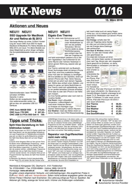 WK-News 1/16