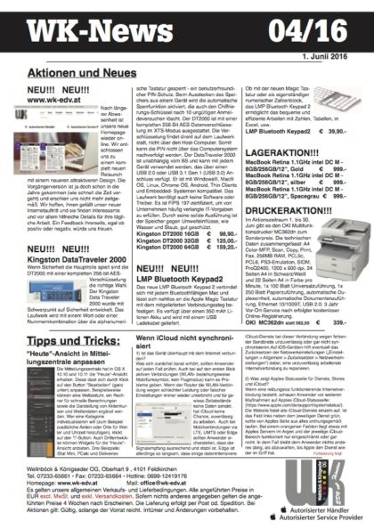 WK-News 4/16