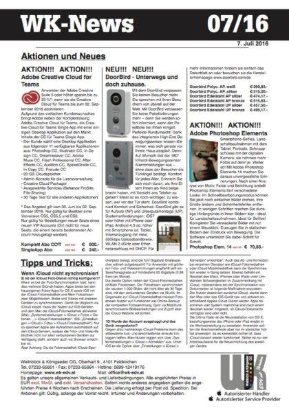 WK-News 7/16