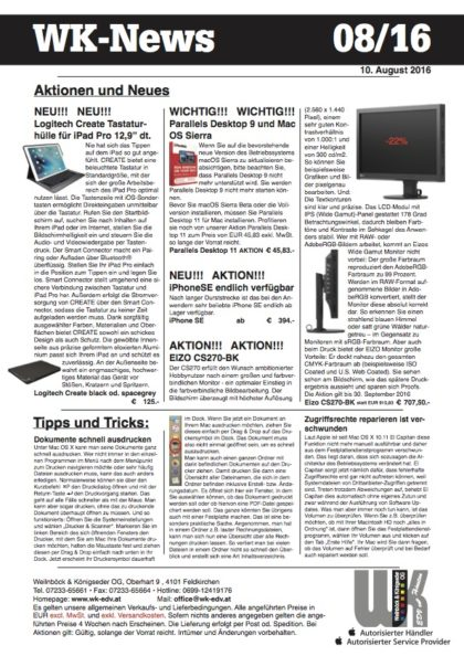 WK-News 8/16