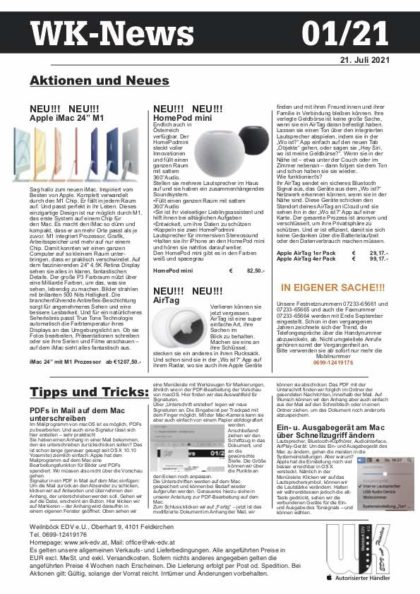 WK-News 01-21